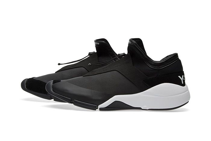 Adidas Y 3 Future Low Black 5