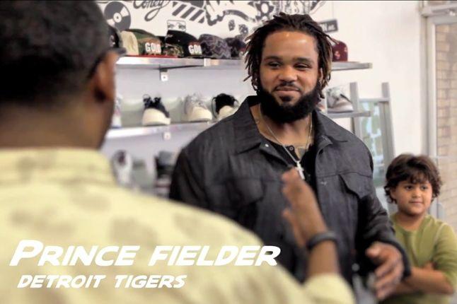 Detroit Rubber Prince Fielder 1
