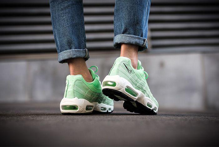 Nike Air Max 95 Women's (Fresh Mint) - Sneaker Freaker