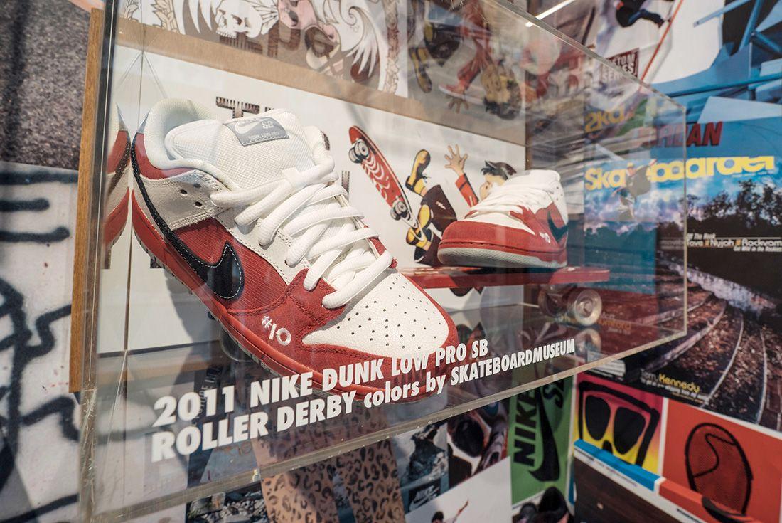 Made for Skate x Nike SB 'Panic Room'
