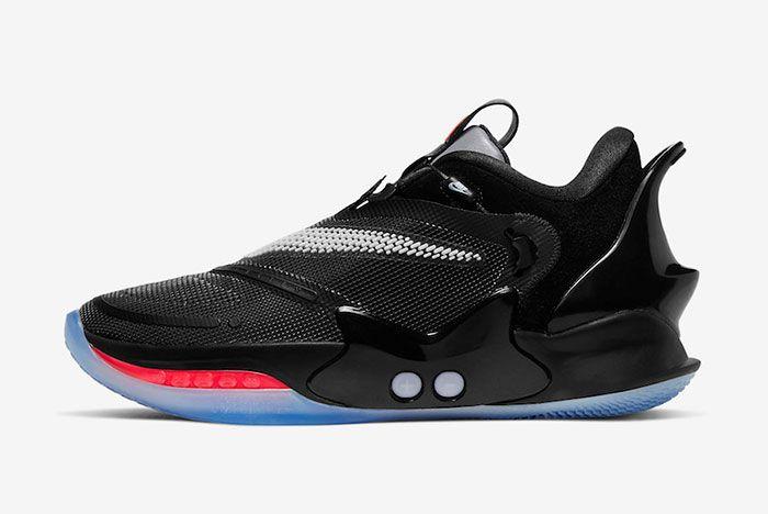 Nike Adapt Bb 2 0 Bq5397 001 Lateral