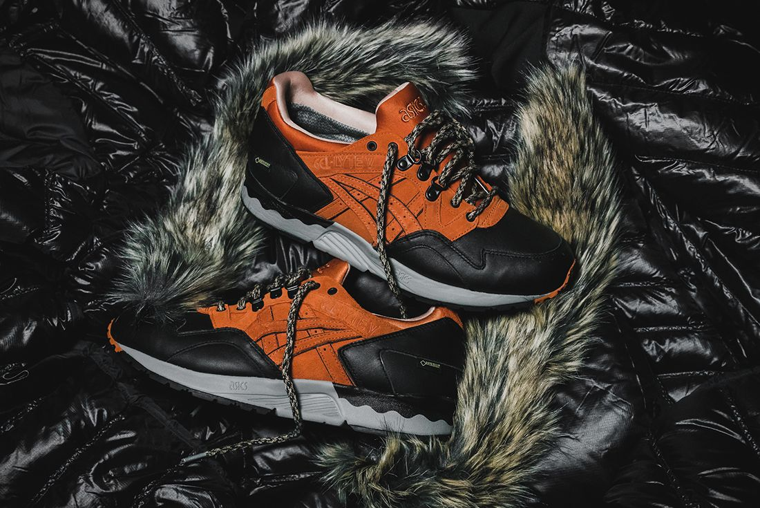 Packer Shoes X Asics Gel Lyte V Scary Cold13