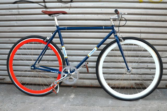 Chappelli Le Coq Sportif Limited Edition Bicycle 3