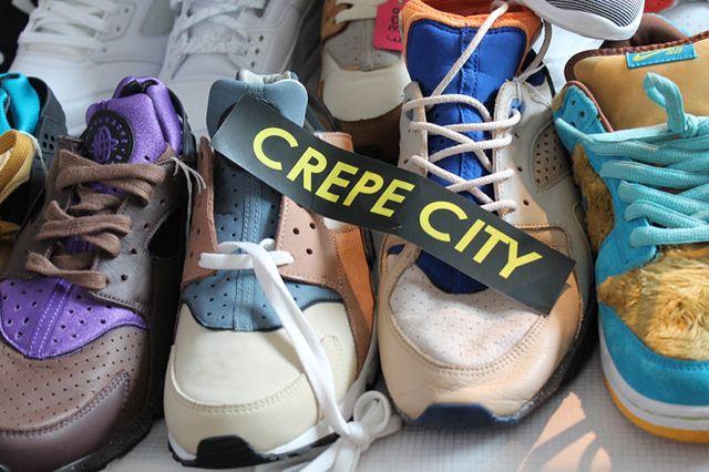 Crepe City London Sneaker Festival 9 21