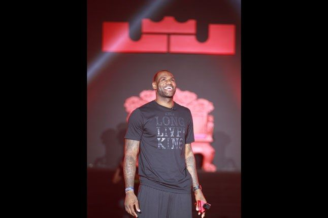 Lebron James Logo 1