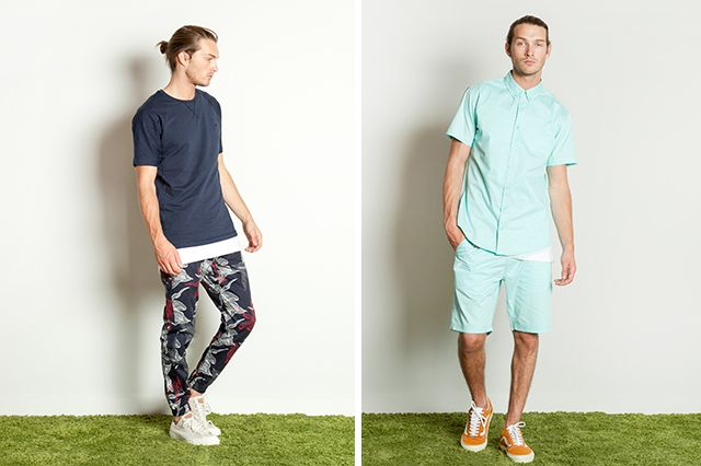 Publish Brand Lost In Paradise Collection 6