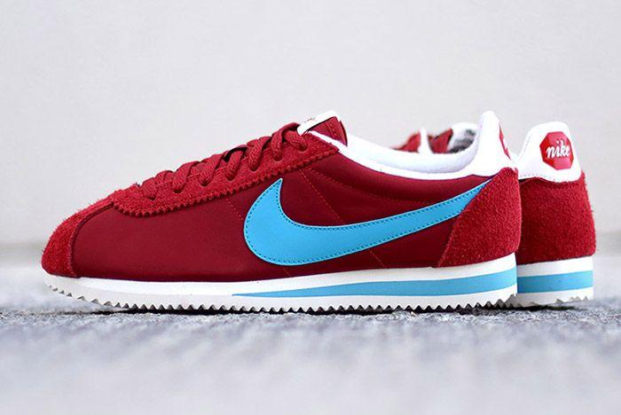 Nike Cortez Stop Sign Varsity Red 1