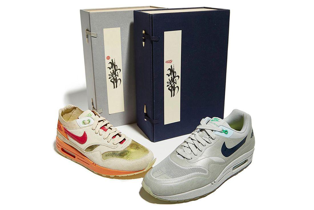 CLOT x Nike air max 1 2006 kiss of death