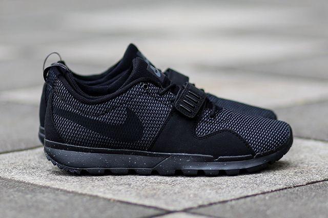 Nike Sb Trainerendor  Black Dark Grey 31