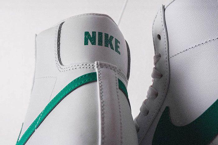 Nike Blazer Mid 77 Green 4