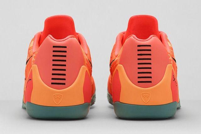 Nike Kobe 9 Bright Mango 2