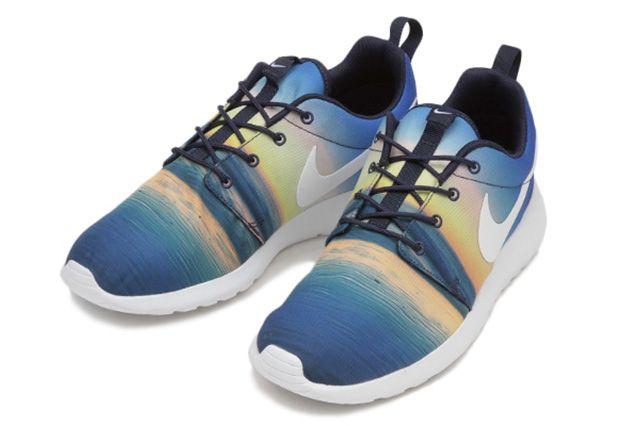 Nike Roshe Run Abc Mart Exclusive Summer Print Pack 2