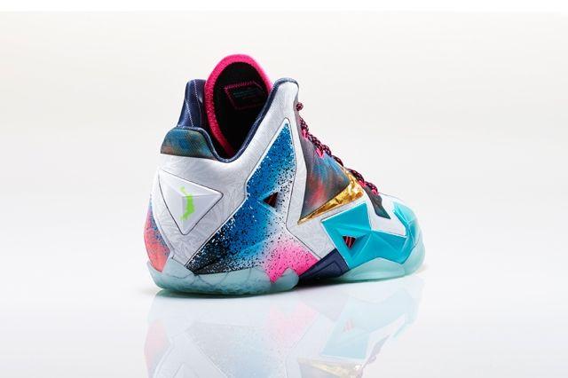 Nike Lbj What The Bump 11 1