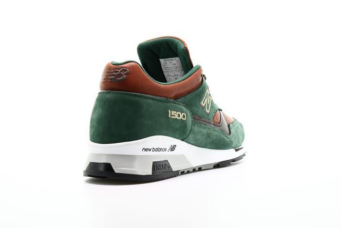 New Balance 1500 Dark Green 4