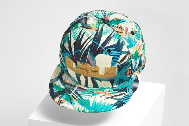 Nike Lebron X Backtoback Pack Tropical Fitted 1