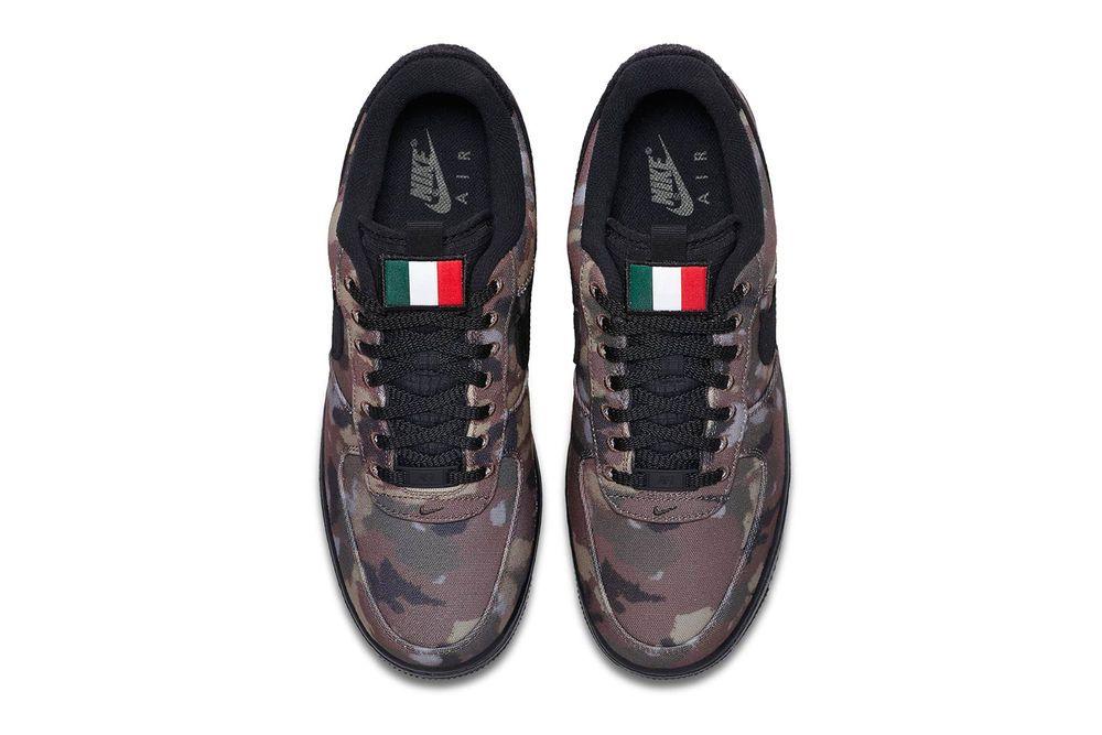 Nike Air Force 1 Italian Camo Top