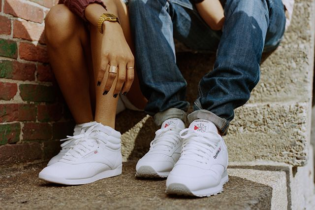 Reebok Classic Og White Leather Pack 7
