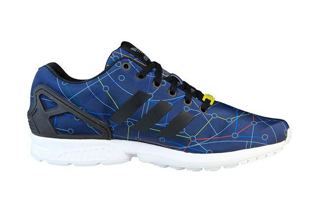 Adidas Originals Zx Flux Foot Locker Exclusive Pack 4