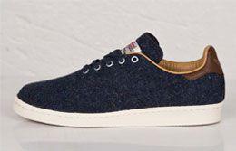 Adidas 84 Lab X Mark Mcnairy Harris Tweed Feature