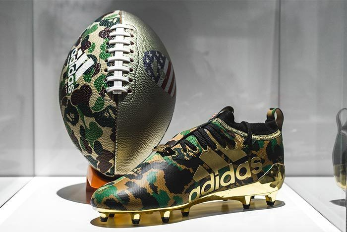 A Bathing Ape Bape X Adidas Football Collection 1