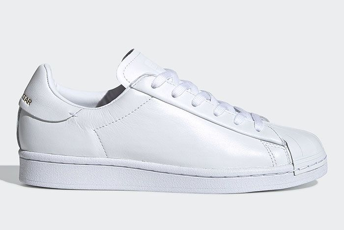 Adidas Stan Smith White Fv3352 Lateral Side Shot2