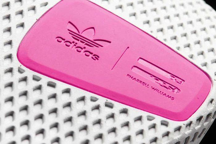 Adidas Pharrell Williams Tennis Hu Pastel Pink 1