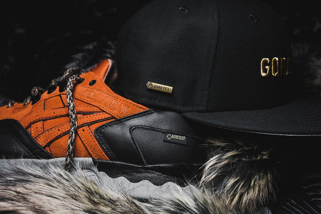 Packer Shoes X Asics Gel Lyte V Scary Cold3