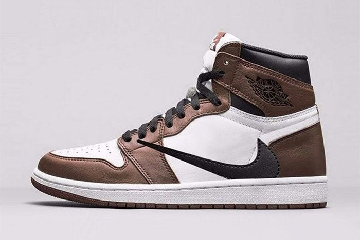 Travis Scott Air Jordan 1 Release Date April 2019