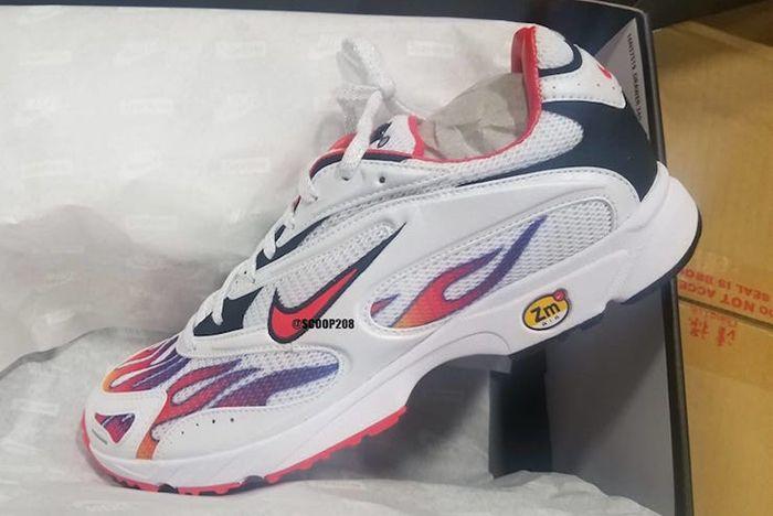 Supreme X Nike Zoom Streak Spectrum Plus 3