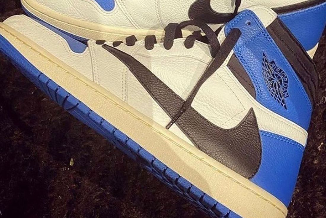 air jordan 1 travis scott fragment leak