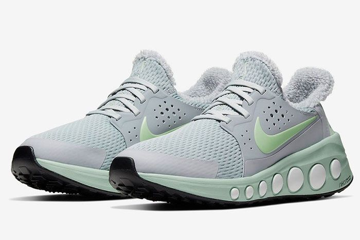 Nike Cruzr One Wolf Grey Cd7307 002 Front Angle