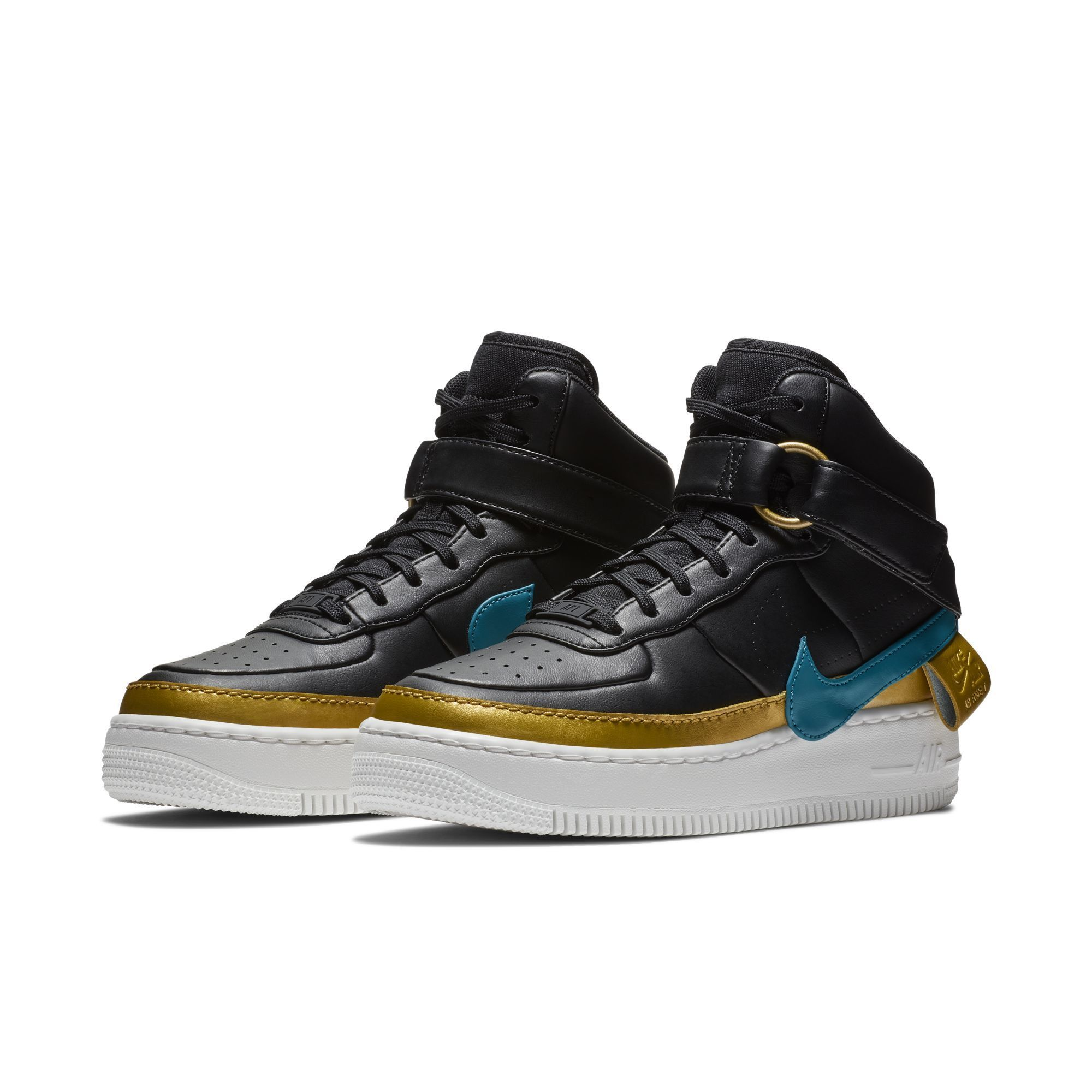 Nike Af1 Jester Black 1