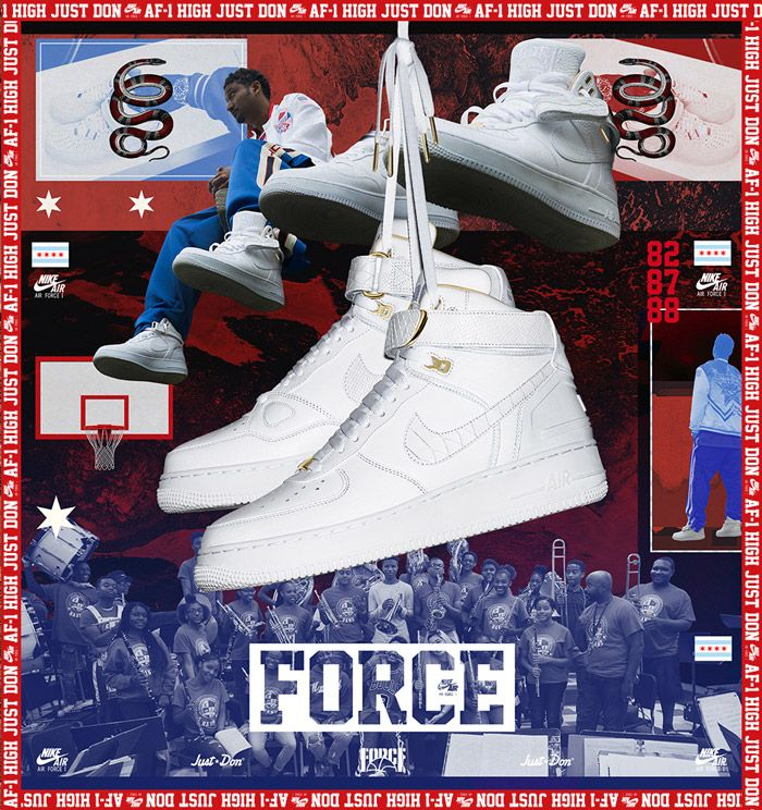 Official Online Drop Dates For Nikes Air Force 1 Af 100 Collection Sneaker Freaker 7