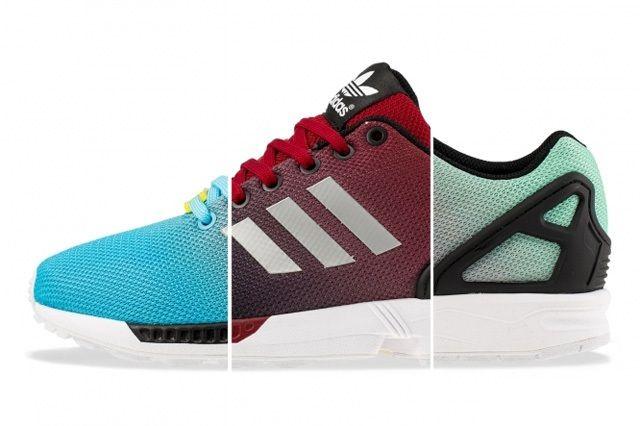 Adidas Originals Zx Flux Fade Pack Thumb