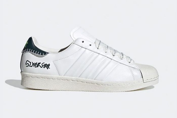 Jonah Hill Adidas Superstar Right