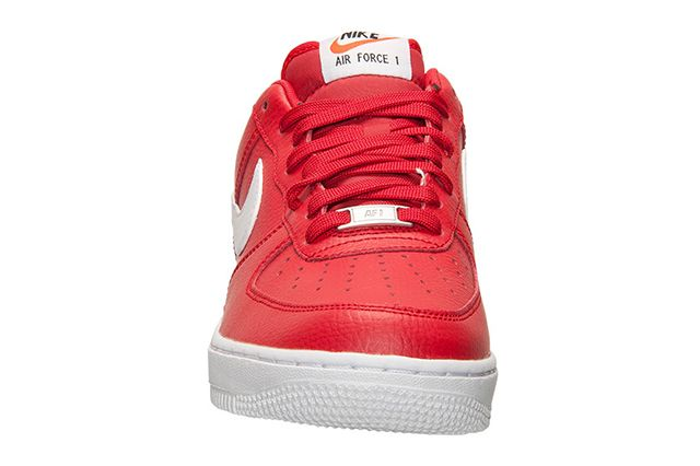 Nike Air Force 1 University Red 3