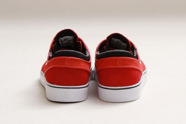 Nike Sb Stefan Janoski Lt Crimson Gym Red 3