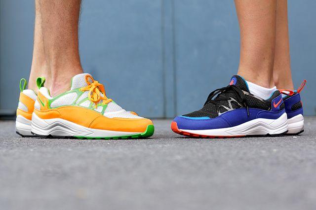 Nike Huarache Light Atomic Mango2