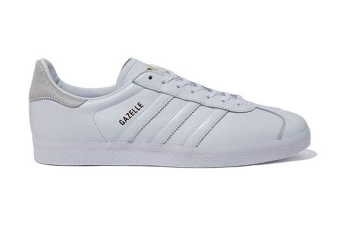 Beauty Youth Adidas Gazelle White Release Date Lateral