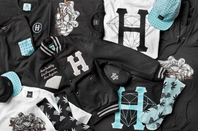 Huf Diamond Collection Group 1