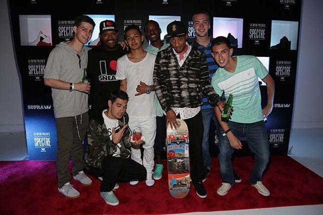 Supra Spectre Lil Wayne Chimera Launch 9 1