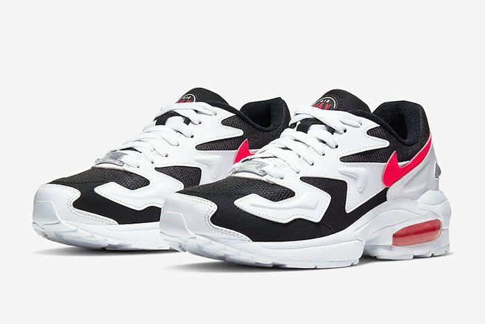 Nike Air Max2 Light Pink Toe