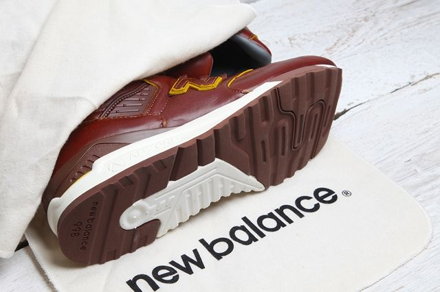 Horween Leather New Balance 998 Pack Bumper 6