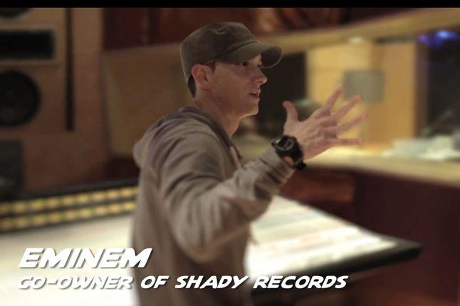 Detroit Rubber Eminem 1
