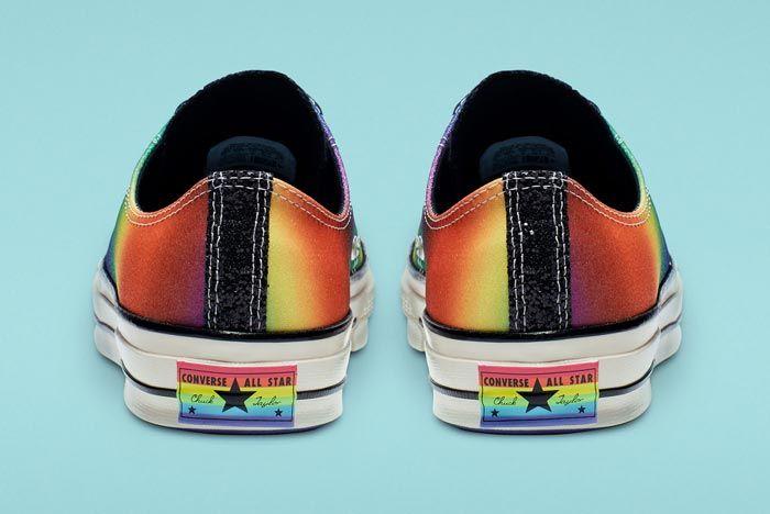 Chuck 70 Pride Low Top Heels