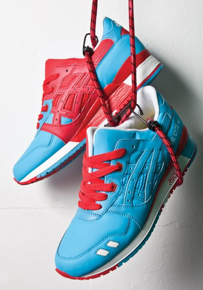 Asics Redblue Rope7 1
