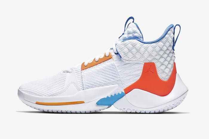 Jordan Why Not Zer02 Okc Home Lateral