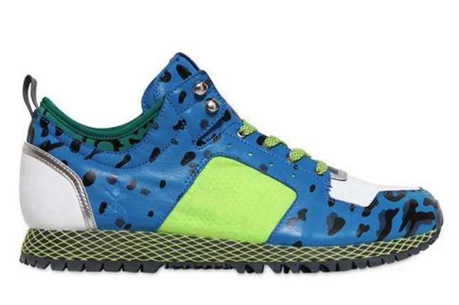 Adidas Opening Ceremony New York Leopard Blue Profile 1