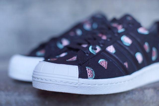 Adidas Originals Superstar Halfshell 80S Watermelon 4