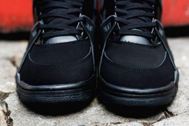 Nike Air Flight 89 Triple Black 1